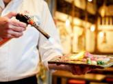 馬肉とお寿司のコラボ「蒲田バル 肉寿司」