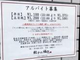 餃子の福包 中目黒店で餃子店スタッフ募集中!