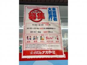 クスリのナカヤマ薬局 久地駅前店