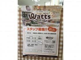 Watts(ワッツ) 一宮フランテ館店