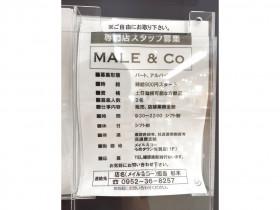 MALE & Co. ゆめタウン佐賀店