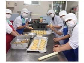 愛知障害者職業能力開発校内食堂