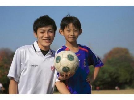 サッカーの個人指導(大分県別府市エリア)