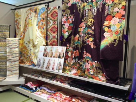 kimono錦 岩出店