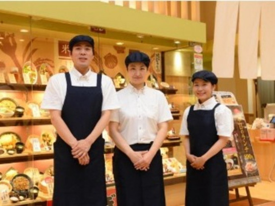 飲食店のお仕事に興味のある方歓迎♪