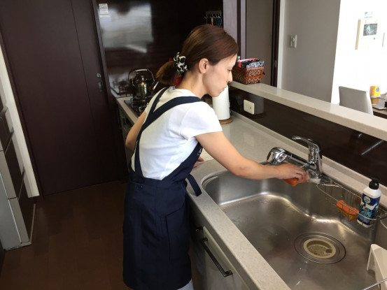 お掃除や家事の経験を活かせるお仕事です◎