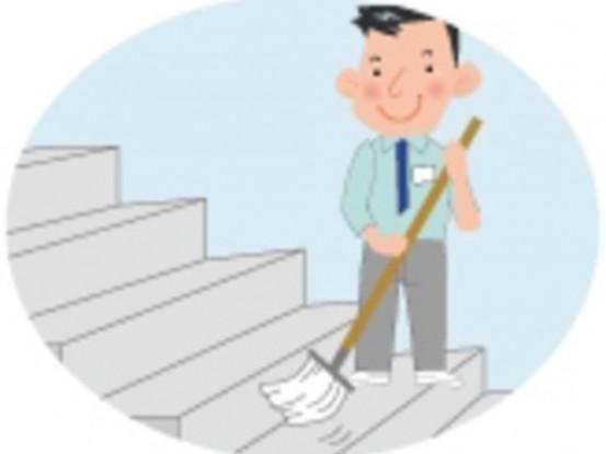 常駐清掃スタッフを募集します!