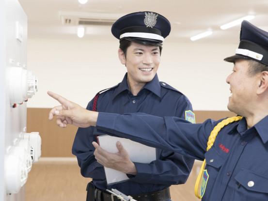 施設の施錠管理など開館、閉館時に必要な業務も大事なお仕事!