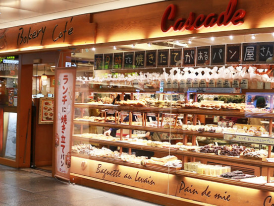 店内は美味しいパンがいっぱい★