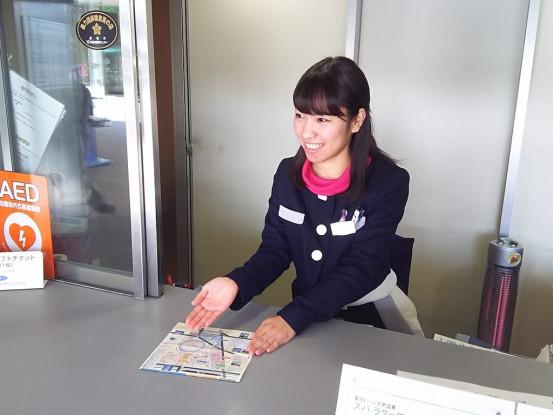 東京ドームシティで働けます☆