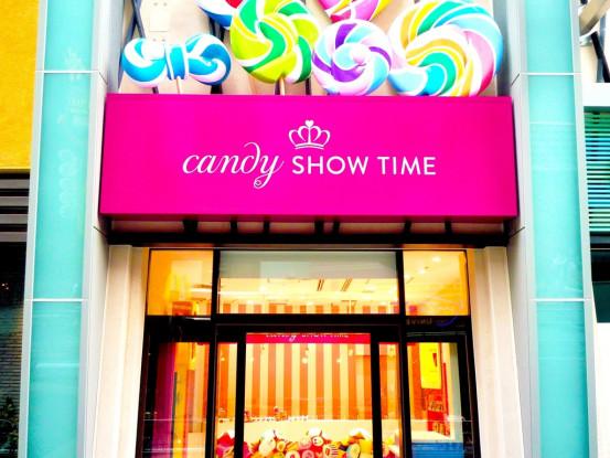 キャンディー製作のお仕事です♪